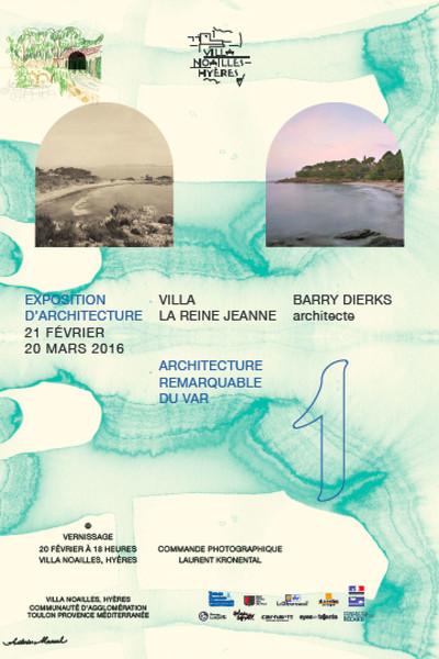 1e édition Architecture Remarquable du Var - © Villa Noailles Hyères