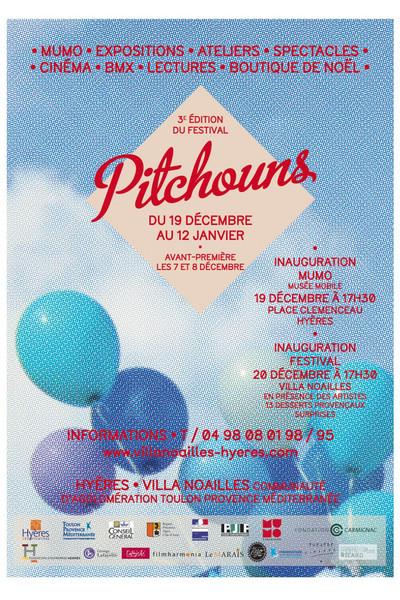 3e festival Pitchouns - © Villa Noailles Hyères
