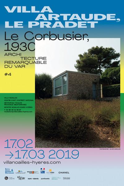 4e édition Architecture Remarquable du Var - © Villa Noailles Hyères