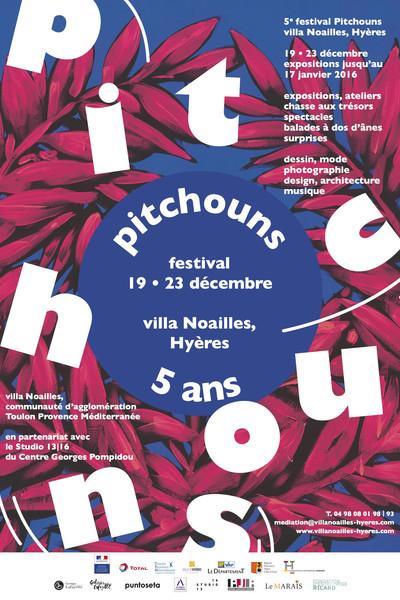 5e festival Pitchouns - © Villa Noailles Hyères