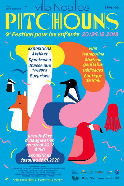 9e festival Pitchouns - © Villa Noailles Hyères