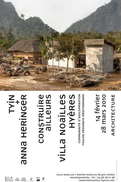 Construire ailleurs - © Villa Noailles Hyères