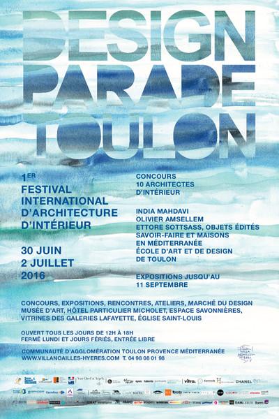Design Parade Toulon 1 - © Villa Noailles Hyères