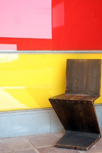 Document 3 la couleur dans l'espace, avant-gardes néerlandaises en France - © Villa Noailles Hyères
