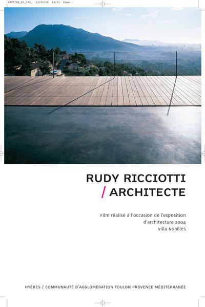 Rudy Riciotti - © Villa Noailles Hyères