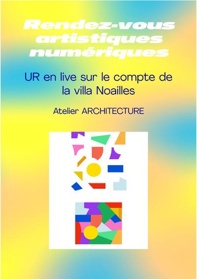 Ateliers numériques et tutos - © Villa Noailles Hyères