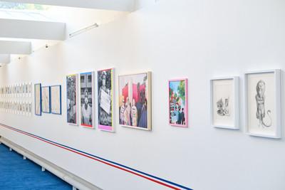 Galeries 1 et 2, ateliers, escaliers - © Villa Noailles Hyères