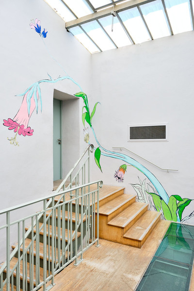 Piscine, squash, gymnase - © Villa Noailles Hyères