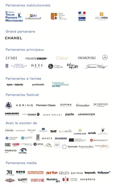 34e festival international demode, dephotographie et d'accessoires de mode - © Villa Noailles Hyères