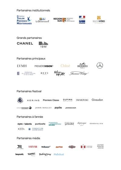 35e festival international de mode, de photographie et d'accessoires de mode - Hyères - © Villa Noailles Hyères