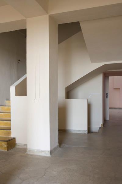 Clos Saint-Bernard dit villa Noailles.  Photographie : Olivier Amsellem - © Villa Noailles Hyères